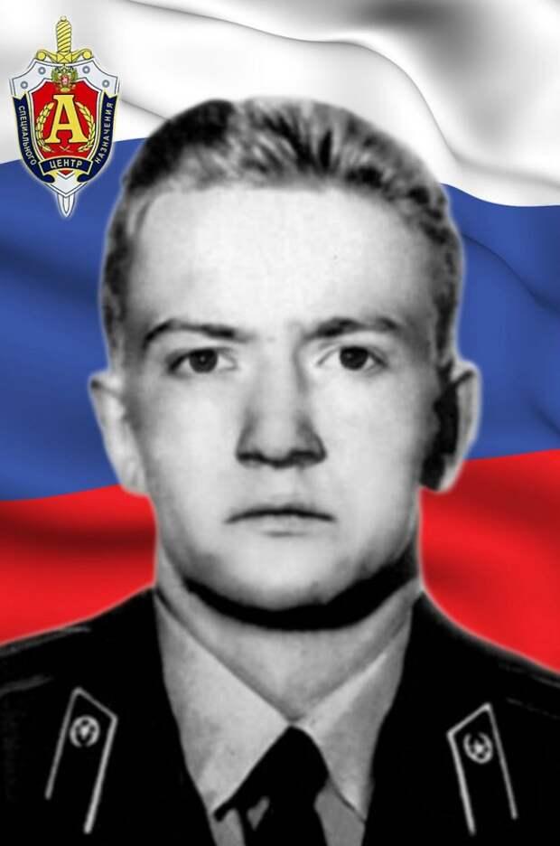 Лейтенант БУРДЯЕВ Дмитрий Юрьевич