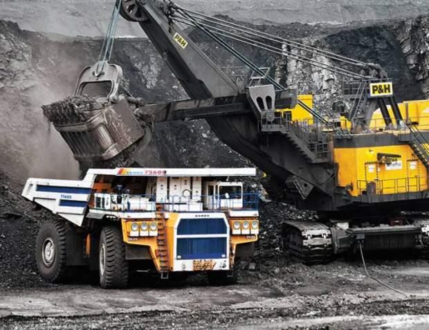Китайские СМИ заявили о зависимости Китая от Российского угля