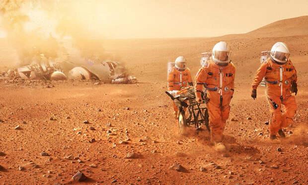 Марс атакуют! Тайны красной планеты будут открыты?