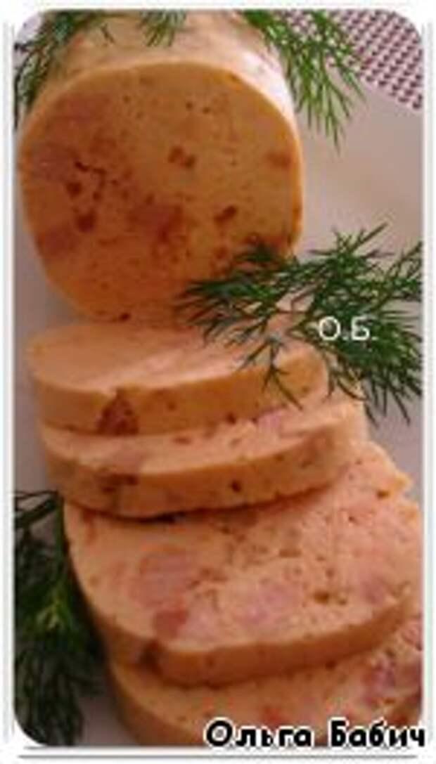 Молочная колбаса ингредиенты