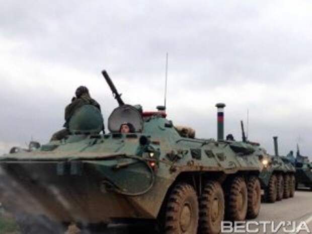 Успешные действия сил АТО спровоцировали вторжение армии РФ