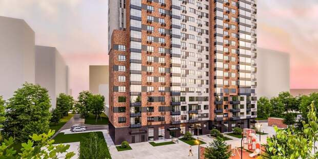 Новые дома будут введены до конца года в бывшей промзоне на Ленинградке