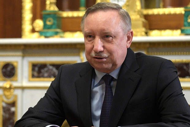 Беглов призвал отказаться от посещения Петербурга в каникулы из-за коронавируса