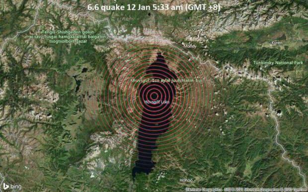 Землетрясение в Иркутской области: что случилось, есть ли жертвы и разрушения
