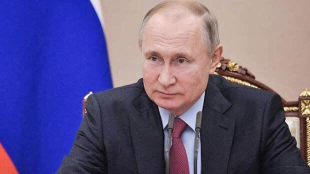 Кремль назвал дату выступления Путина на саммите по климату