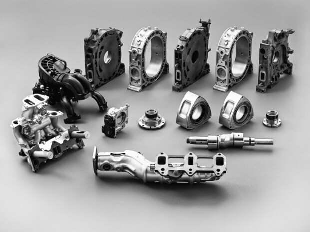 Роторный двигатель: орел и решка