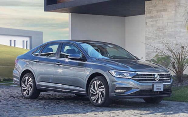 VW привезет в Россию маленький недорогой Passat