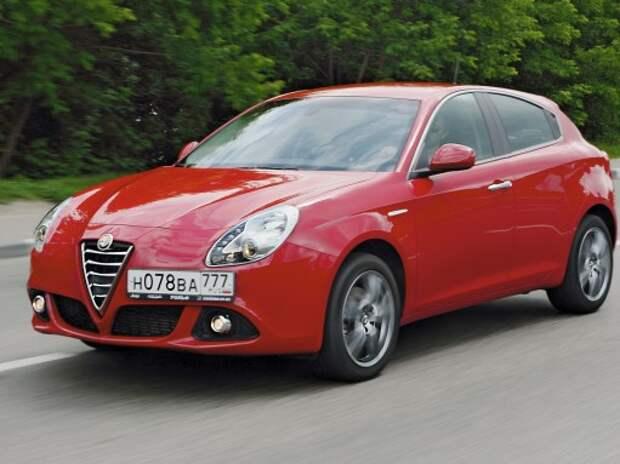 Alfa Romeo Giulietta: возвращение строптивой