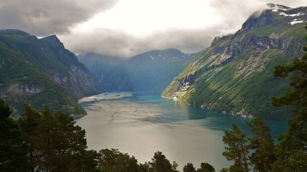fjords37 Самые красивые фьорды Норвегии