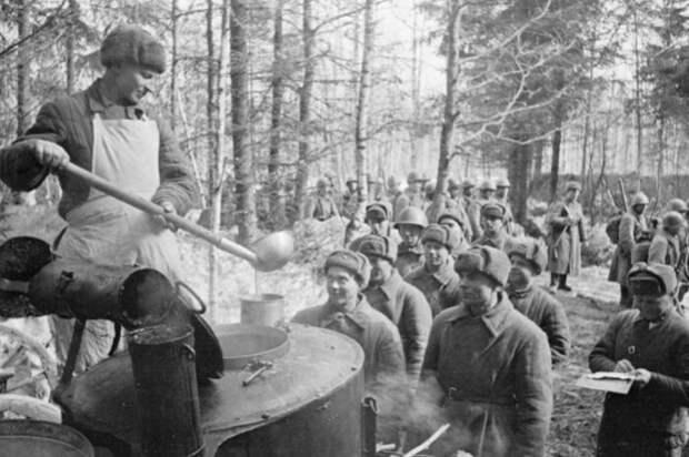 Советские или немецкие солдаты жили на фронте комфортнее во время Второй мировой