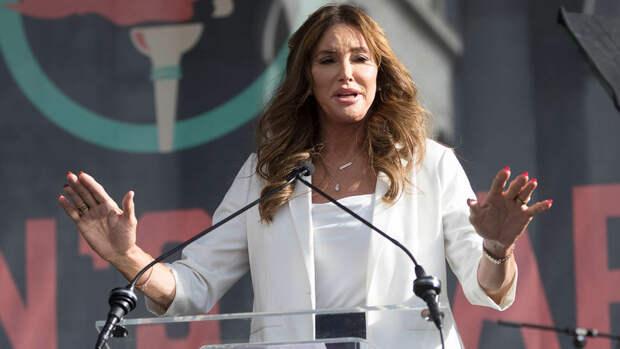 Кейтлин Дженнер подтвердила участие в досрочных выборах губернатора Калифорнии