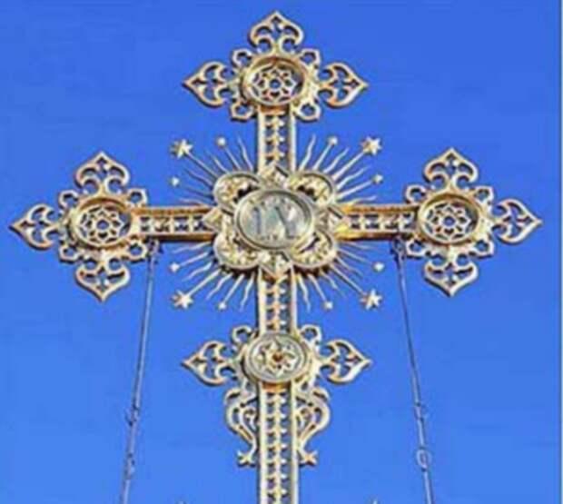 Настоящий крест — объемный? Плоскость и Объем, как Образ Мышления. Потерянные Смыслы