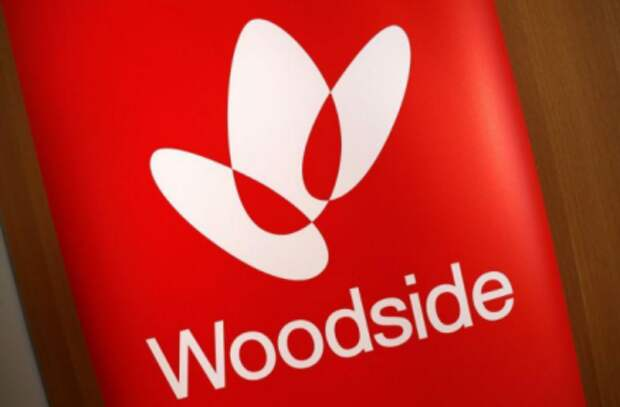 Логотип Woodside Petroleum в Сиднее, Австралия, 23 мая 2018 года. REUTERS/David Gray