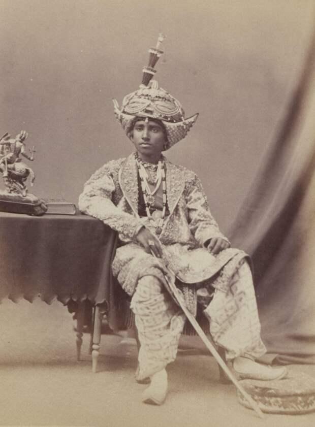 Albom fotografii indiiskih vzgliadov liudei 8