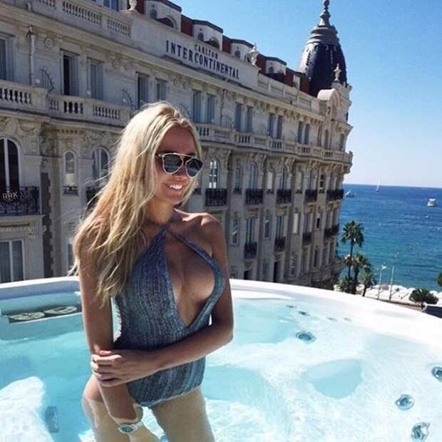 «Богатые русские детки» из инстаграма не потеют летом в пробках, а предпочитают яхты