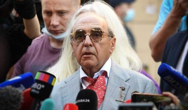 Добровинский поплатился за разглашение адвокатской тайны