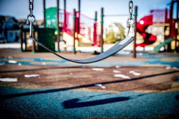 Детская площадка/ Фото pixabay.com