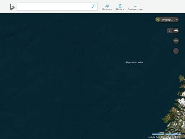 Что скрывают карты Google