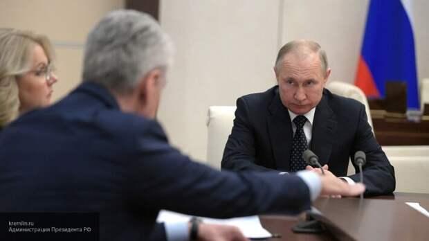 CNN признал успех Владимира Путина в борьбе с коронавирусом