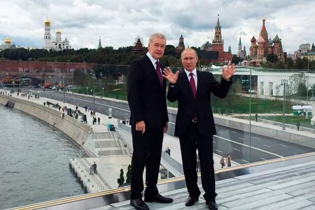 Регионы России нищают и чахнут, а все деньги устремляются в Москву, столицу нашей необъятной Родины