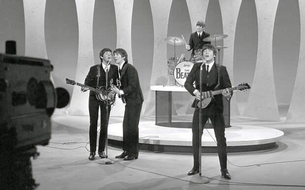 Западные хиты 60-х на русском
