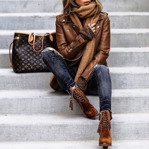 Тренды наступающей зимы, или какие джинсы будут в моде