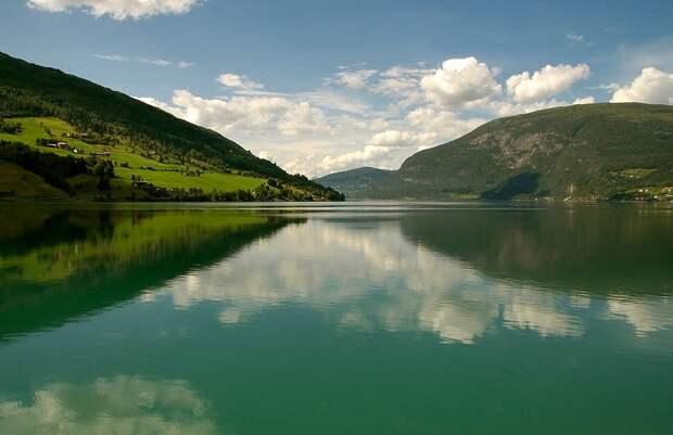 fjords47 Самые красивые фьорды Норвегии