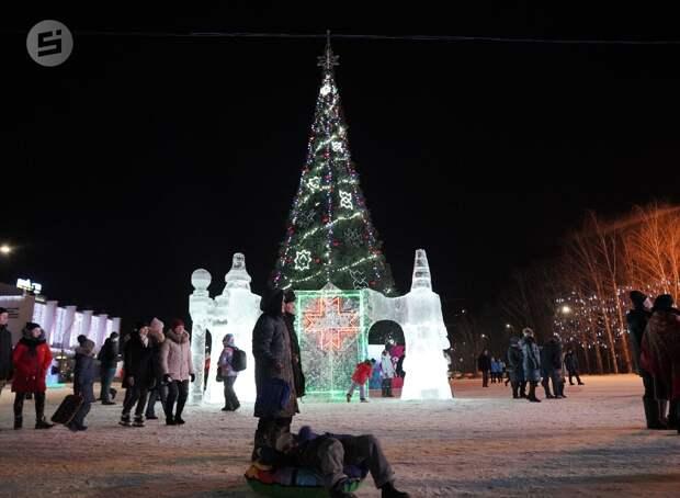Ижевск и Сарапул претендуют на звание новогодней столицы России