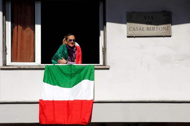Итальянцы обескуражены молниеносностью русских