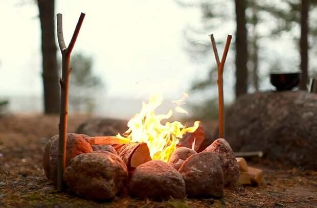 Где и как пожарить шашлыки, чтобы не получить штраф