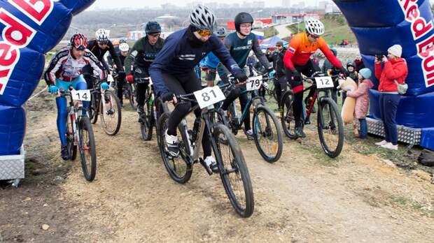 ВСуворовском прошли масштабные велогонки