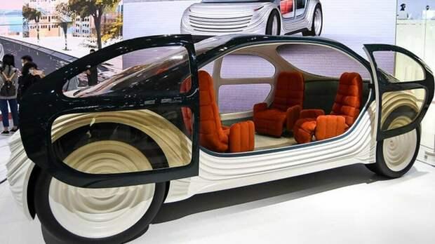 Интерьер Airo должен быть больше похож на комнату, чем на автомобиль. авторские права на изображение - GETTY IMAGES