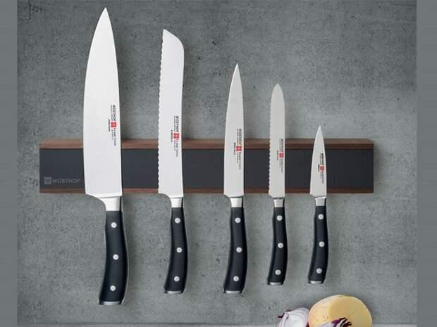 Основные виды ножей и материалы лезвий