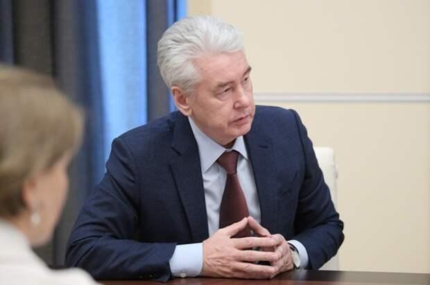 Собянин предложил ввести карантин для пожилых во всех российских мегаполисах