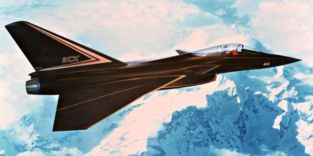 Французский проект АСХ вомногом походил набудущий Eurofighter. Любители авиации посей день спорят кто, когда иу кого своровал