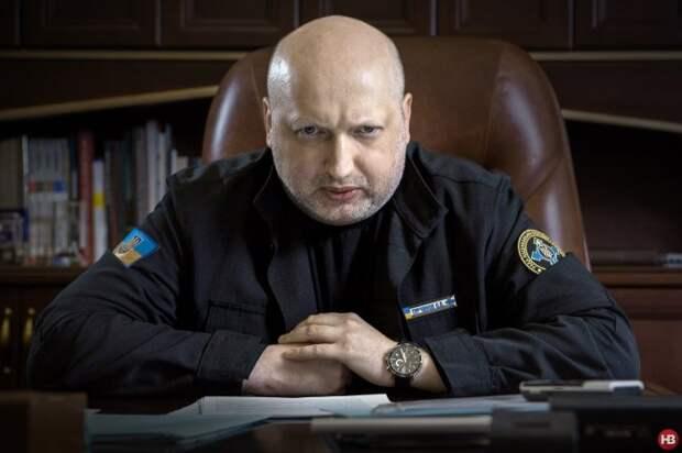 """Турчинов: """"После победы на Донбассе Москву возьмём!"""""""