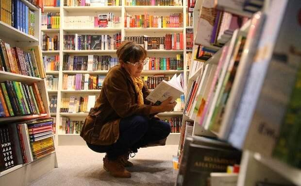 В Минпромторге хотят запретить фотографировать книги в магазинах