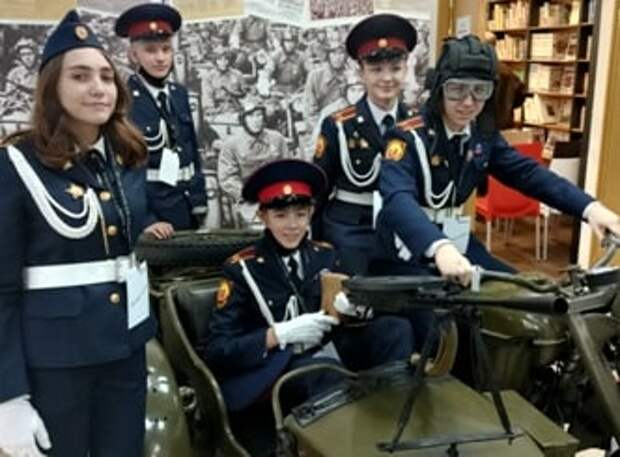 В Выхине-Жулебине открылся культурный центр фронтовых поэтов