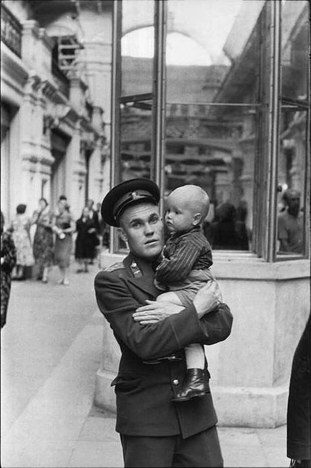 Cartier Bresson23 25 кадров Анри Картье Брессона о советской жизни в 1954 году