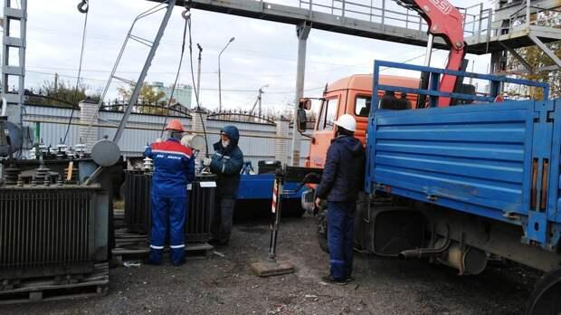 Сотни домов Ростова останутся без света вконце недели