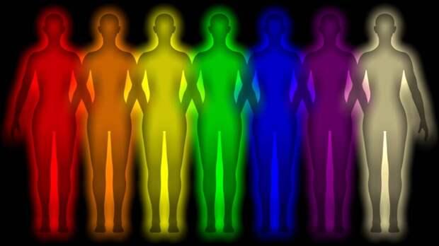 Как увидеть цвет своей ауры