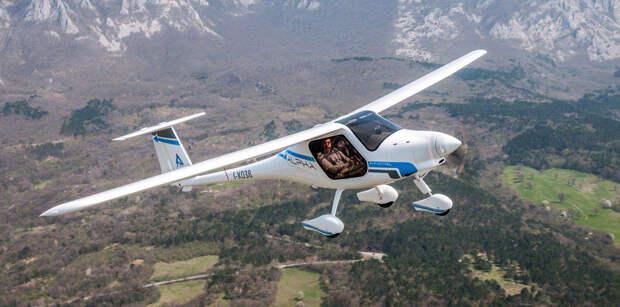 Первый электросамолет Pipistrel доставлен покупателю в Канаде
