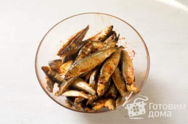 Рыбка в духовке за 10 минут. Быстрый и вкусный ужин из мойвы