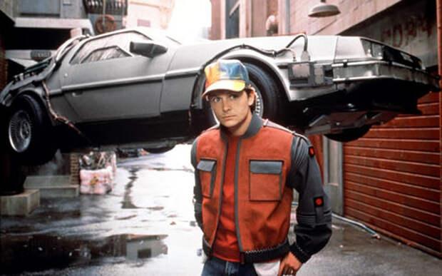 Назад в будущее: идем смотреть фильм про машину времени DeLorean
