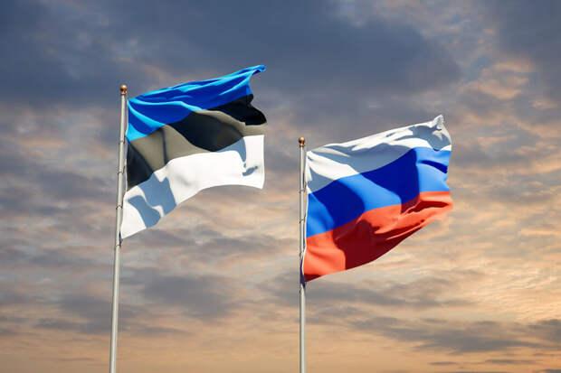 Эстония выслала российского дипломата