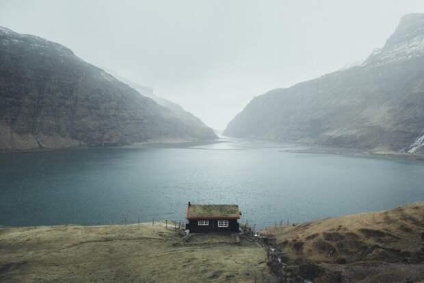 Вся красота Северной Европы в фотокартинах Мишеля Питерса