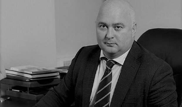 Нашли наработе: Умер управляющий ВТБ вНижегородской области Игорь Рожковский