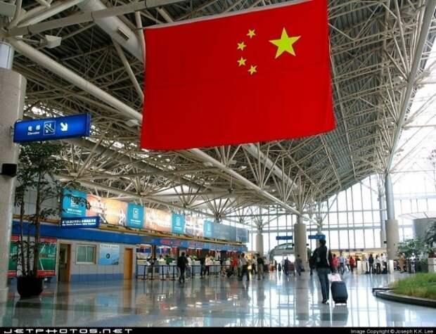 Впечатления пилота о работе в Китае*