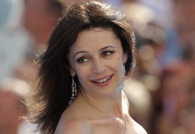 Актриса Оксана Фандера | Фото: az.sputniknews.ru