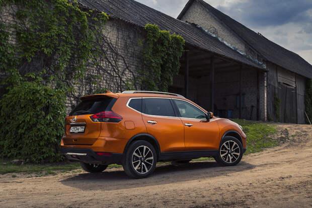 Старт продаж обновлённого Nissan X-Trail: комплектации и цены
